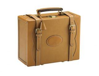 22.chasse - valises - valise cartouches - naturel - fermée - 2.1