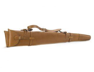 40.2-41.2.chasse - fourreaux - Fourreau une paire de fusil - antique.1