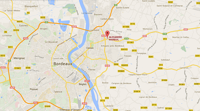 google-maps-alexandre-mareuil