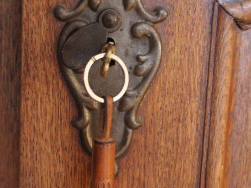 Small key holder