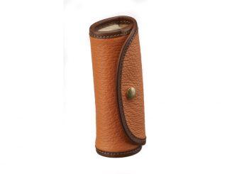 chasse - accessoires - 672 gant lustrage - orange - fermé.2