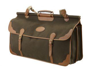 chasse - bagages de chasse - 79 sac battue 1 rabat 2 soufflets - travel.1