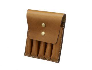 chasse - cartouchieres - 159 étui cigare - naturel.1