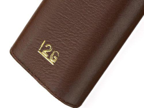 Leather Barrel Sleeve