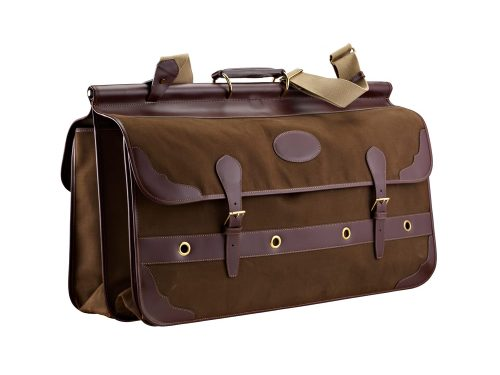 Hunting bag 2 flaps, 3 compartments ( 2 front, 1 back)
