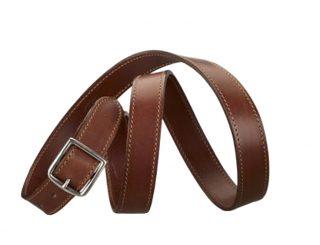 Maroquinerie - accesoires - 141.2 ceinture nikel - sauvage.2