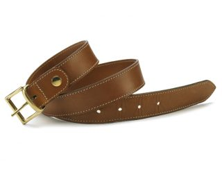 Maroquinerie - accesoires - 141.3 ceinture laiton - naturel.1