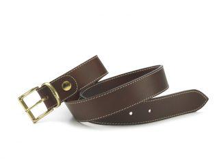 Maroquinerie - accesoires - 141.3 ceinture laiton - sauvage.1