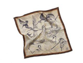 Maroquinerie - accesoires - 763.1 carré Bécassine - 45x45.1