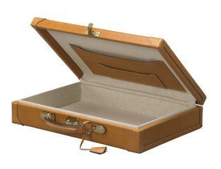 Maroquinerie - collection homme - 101.1 attaché-caisse - naturel.1