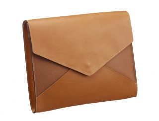 Maroquinerie - collection homme - 750 pochette - naturel.1