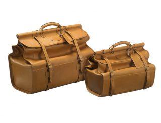 maroquinerie - sac de voyage - 70 diligence - naturel