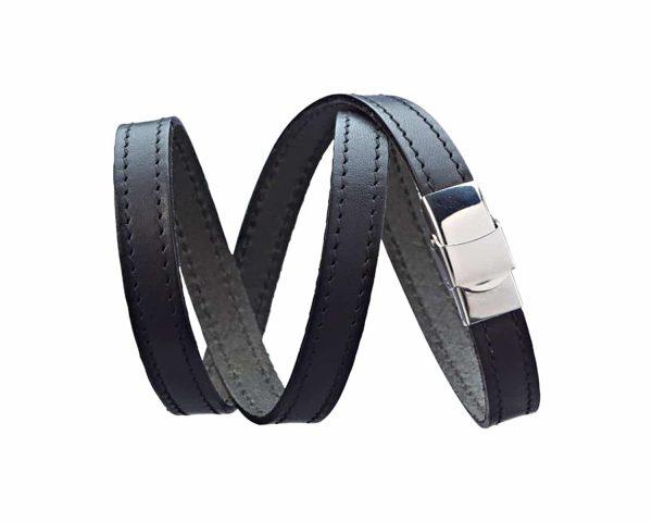 781.2-alexandre-mareuil-bracelet-3-tours-noir