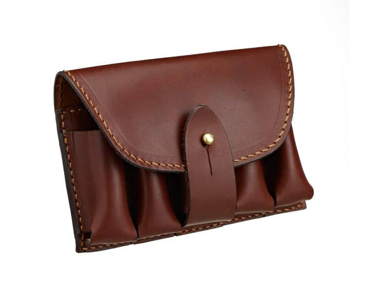 Case with flap and loop, 12 /20 or 28 gauge