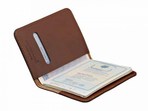 Passeport holder