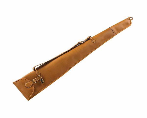 Flat end gun slip, with padlock