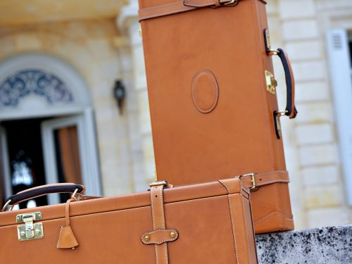 Valise plate 1 fusil avec 1 ou 2 lunettes