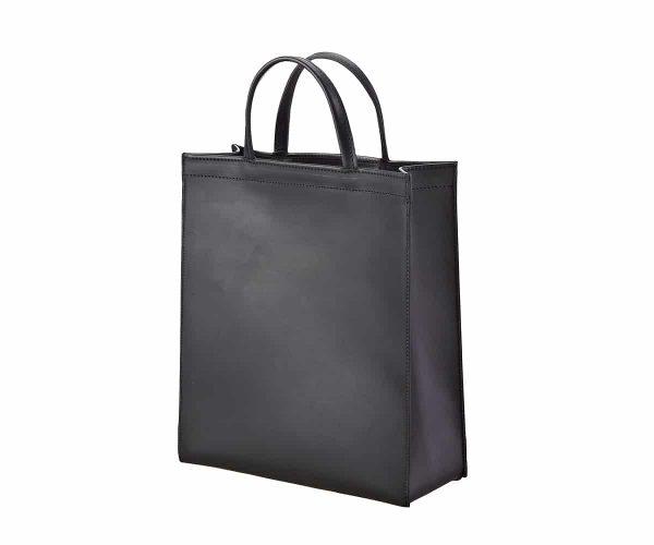 Small vertical paper bag