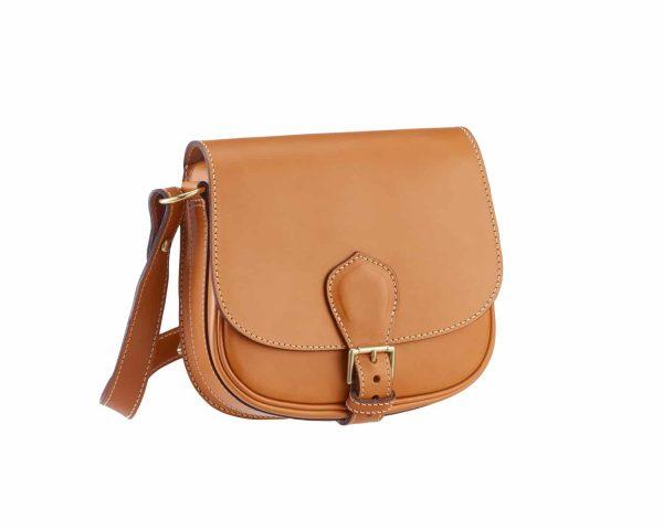 Petite sac bandouliere en cuir Alexandre Mareuil