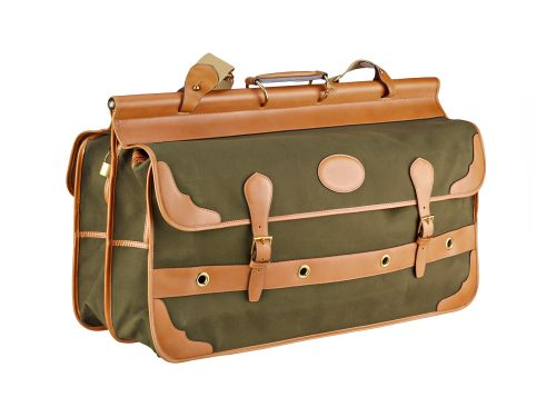 Hunting bag 2 flaps, 2 compartments (front & back)
