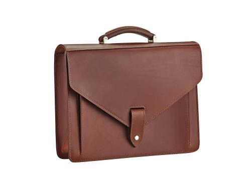 One compartment briefcase