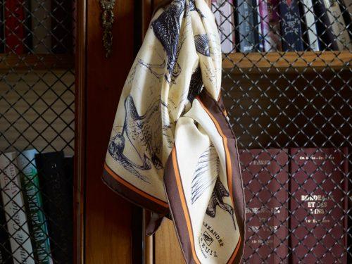 Silk scarf-snipe