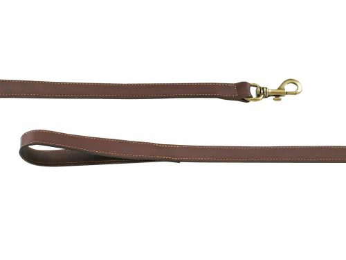 Leather leash – medium
