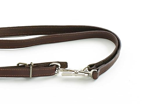 Leather leash – large