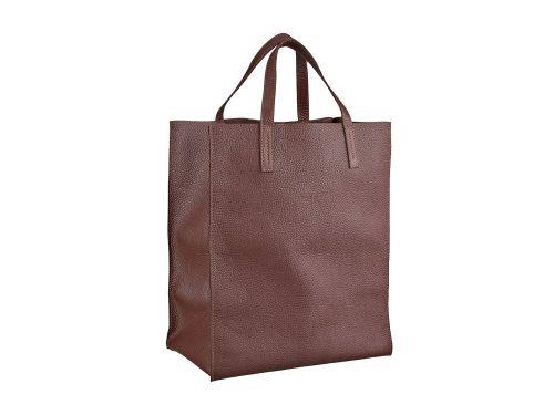Vertical Leather Paper bag (Copie)