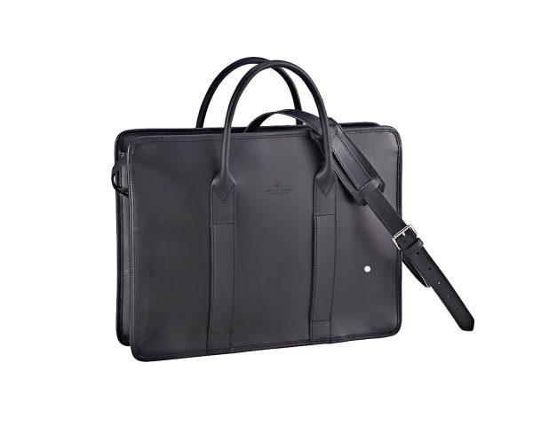 Briefcase Axel PM - Coloris noir